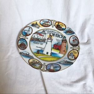 Other - Lighthouses of Ohio Plate
